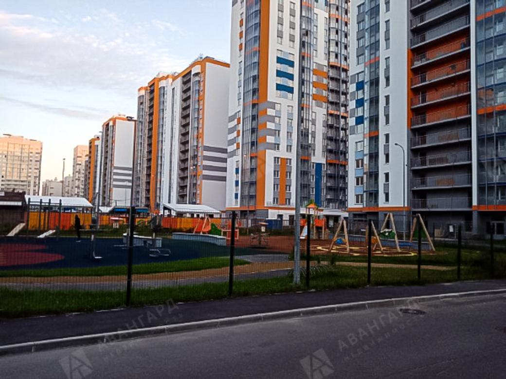 Студия, Шувалова ул, 22к1 - фото 20