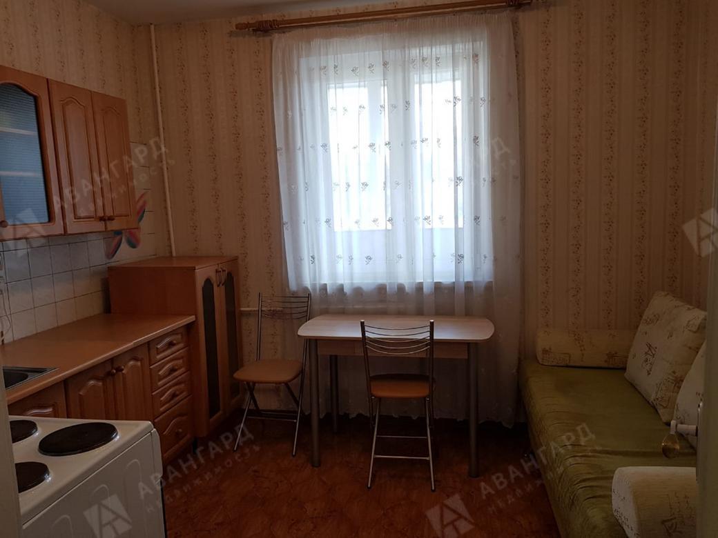 1-комнатная квартира, Гаккелевская ул, 27 к.2 - фото 1