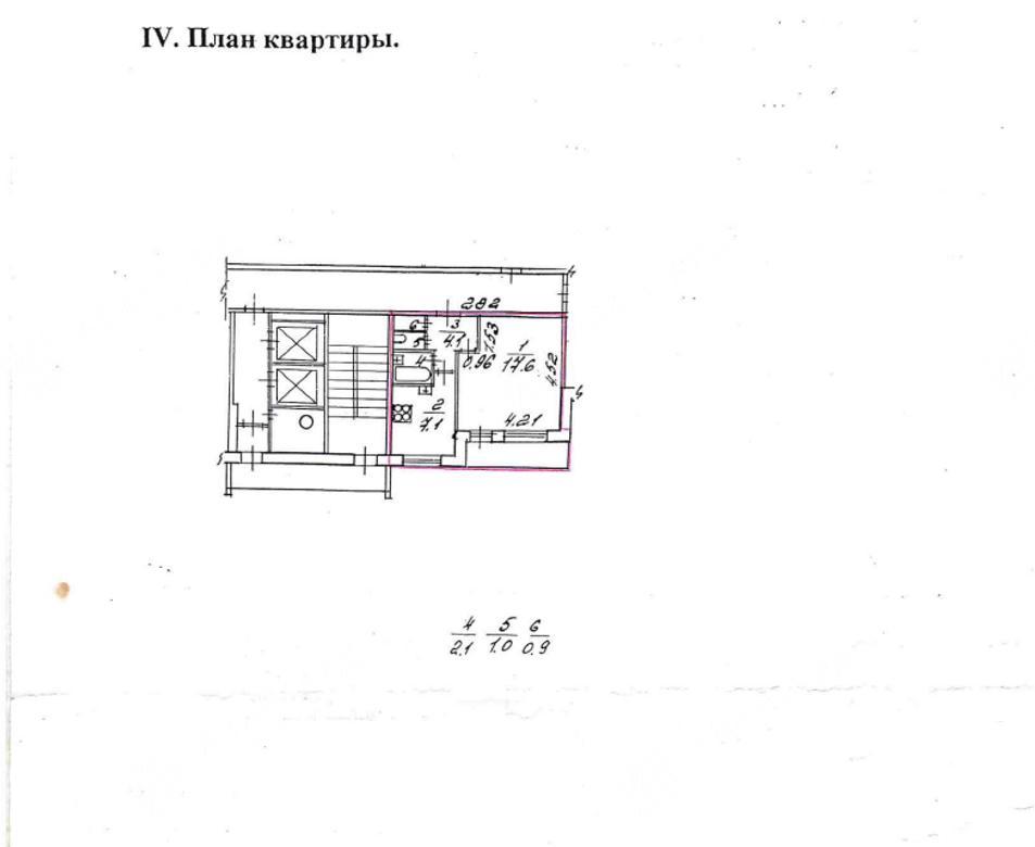 1-комнатная квартира, Косыгина пр-кт, 28 к5 - фото 9